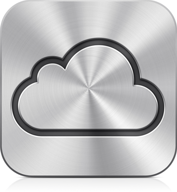 Official iCloud Icon